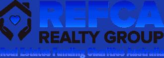 REFCA Realty Logo